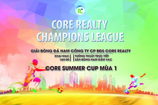 Corerealty Summer cup