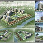 Dự Án Khu Đô Thị Kim Hoa – Mê Linh