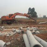 Cập nhật tiến độ dự án Khu Đô Thị Nam Phúc Yên Ngày 27/02/2019