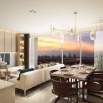 Có nhiều tiền, nên chọn căn hộ diện tích lớn hay mua đất xây nhà?