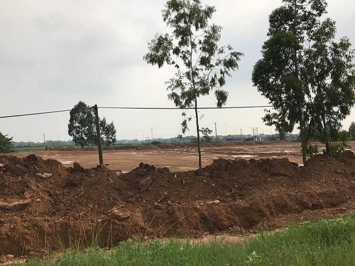 hình ảnh thực tế dự án Việt Đức Legend City tháng 9/2018