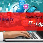 Tuyển dụng nhân viên IT – Lập Trình
