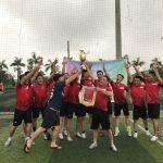 Trung kết giải bóng đá nam Core Summer cup 2019