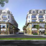 """Nhà phố shophouse Anh Đào – """"Điểm nóng"""" đầu tư và kinh doanh tại thị trường bất động sản Vĩnh Phúc"""