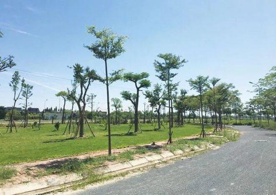 Đất nền dự án khu đô thị tại Mê Linh đang hút khách đầu tư